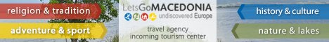 LetsGoMacedonia - travel agency & tours