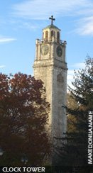 Clock Tower of Bitola