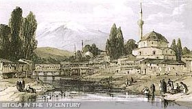Bitola in the past