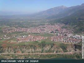 Debar Panorama