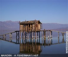 Dojran Fishing Hut - Mandra