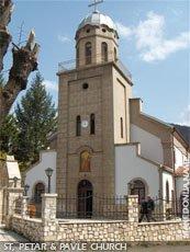 St. Petre & Paul church