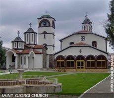 Kocani church
