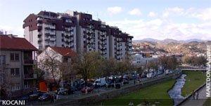 View of Kocani
