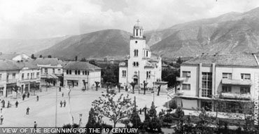 Gostivar in the past