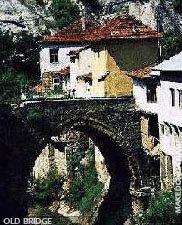 Bridges in Kratovo