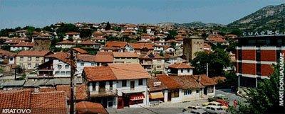 Kratovo panorama