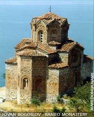 St. Jovan Bogoslov Kaneo monastery