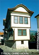 Houses of Ohrid