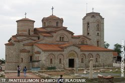 Plaosnik church St. Pantelejmon