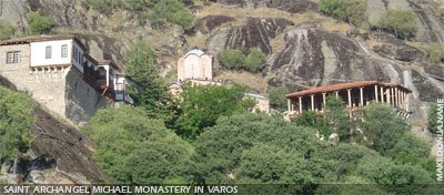 Varos district - St. Archangel Micheal monastery