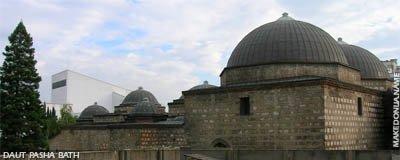 Baths of Daut Pasha