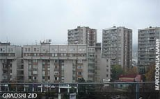 Gradski Zid - Block of flats