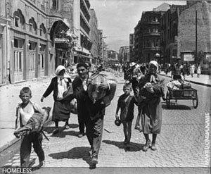 Makedonija street during 1963