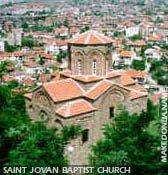 St. Jovan Baptists (Jovan Krstitel) church