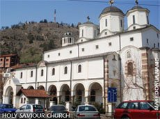 St. Spas church