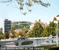 Hotel Astibo in Stip
