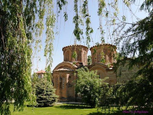Vodoca monastery