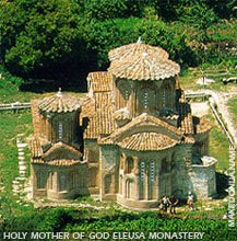 Holy Mother of God Eleusa monastery