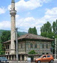 The Painted mosque