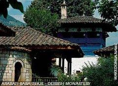 Arabati Baba Tekje - Dervish monastery