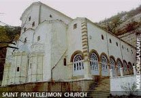 Saint Pantelejmon church in Veles