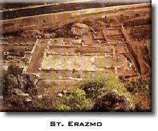 Saint Erazmo
