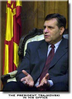 President of Macedonia