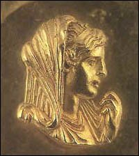 Philip 2nd wife - Olympia
