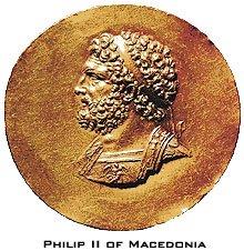 Philip 2nd of Macedonia