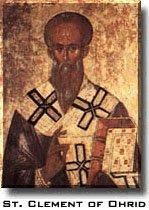 Saint Clement of Ohrid
