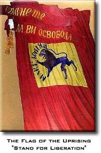 Razlovci uprising flag