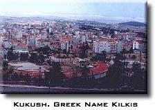 Kukus Kilkis - Aegean Macedonia