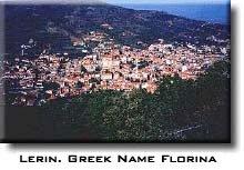 Lerin Florina - Aegean Macedonia