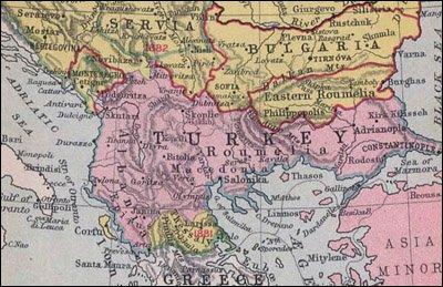 Division of Macedonia