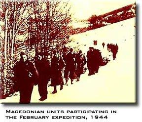 Macedonia - Second World war