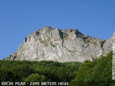 Krcin peak