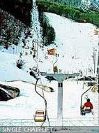 Mavrovo chair-lift