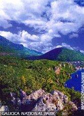 Galicica National Park