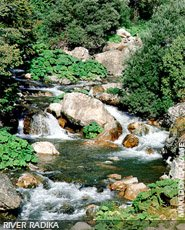 Radika river