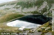 Gorski Oci - Glacial Lake at Pelister