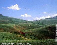 Sar Planina - Lukovo Pole