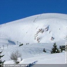 Popova Sapka - Ceripasina ski-lift