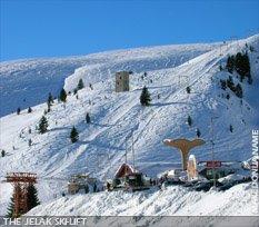 Popova Sapka - Jelak ski-lift