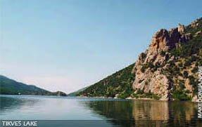 Tikves lake