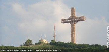 Vodno - Millenium Cross