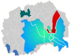 Municipality of Butel map