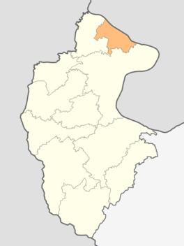 Municipality of Novo Selo map
