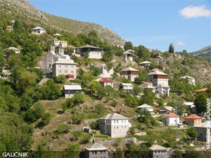 Galicnik village